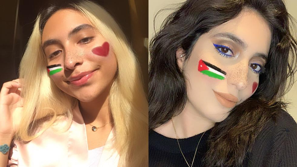 I created Instagram filters to show my love for these Middle Eastern countries