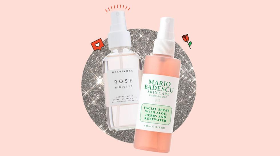 12 of the best rosewater sprays that calm and soothe your skin immediately