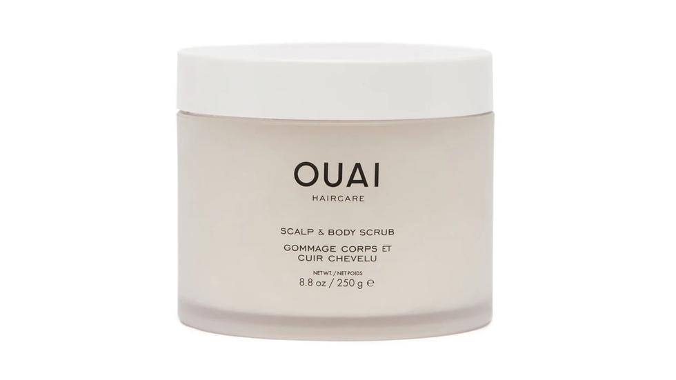 Beauty, Skincare, Body, Exfoliant, Body Scrub, L'Occitane, Ouai, Soap & Glory, In-grown hairs, Salt by Hendrix