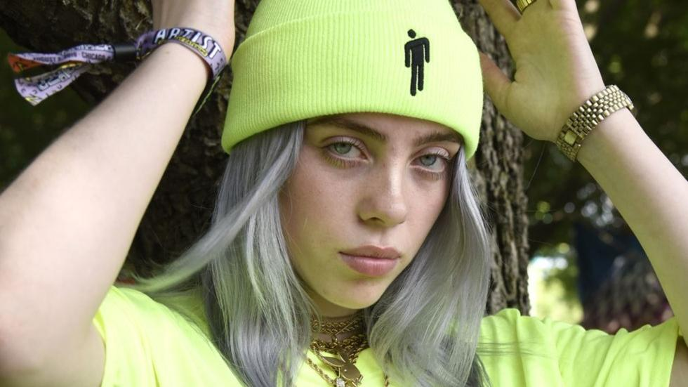 Billie Eilish just revealed that she loves Arab music and is a huge Nancy Ajram fan