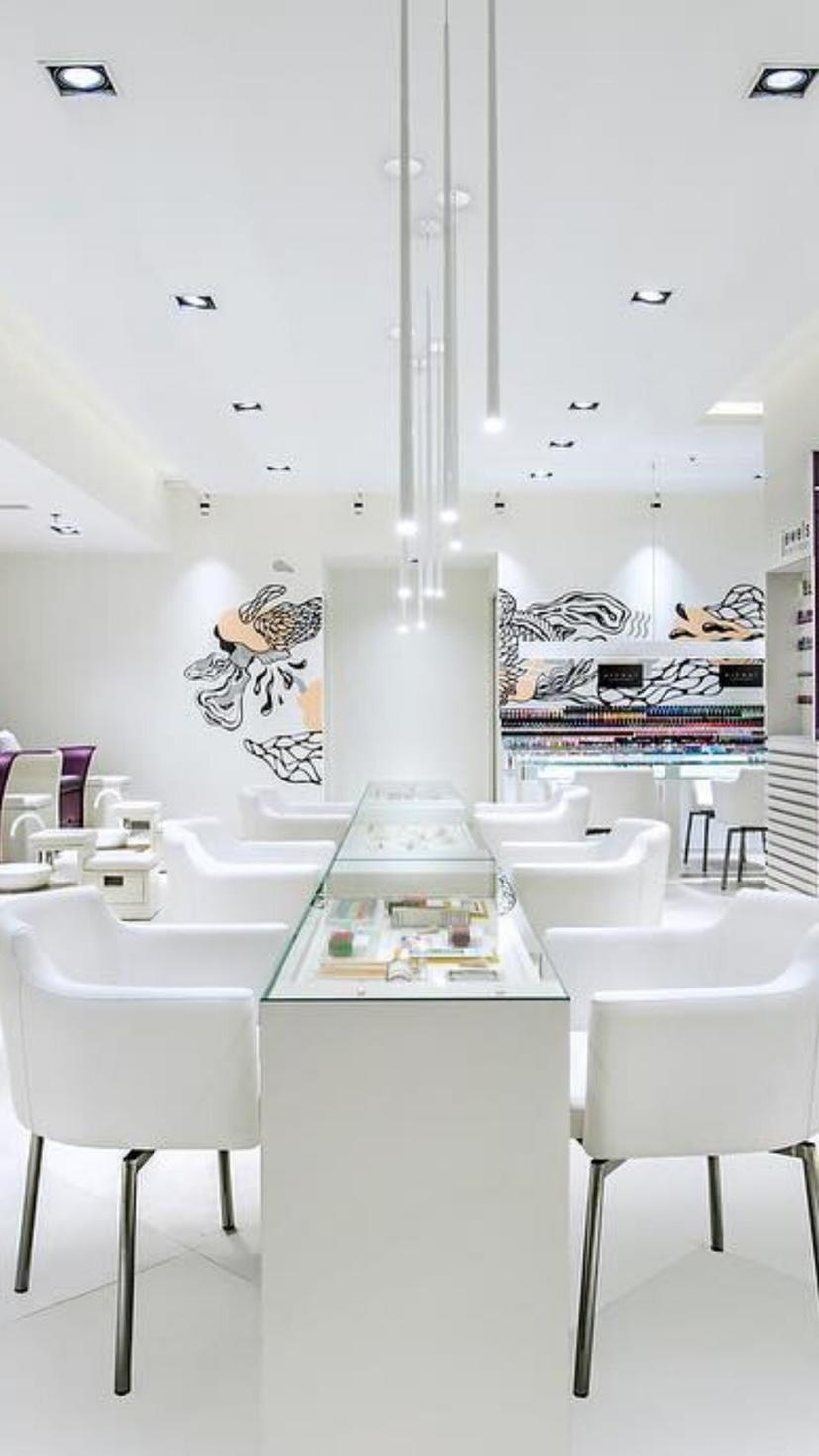 Nails, Dubai, UAE, Manicure, Pedicure, Nail Salons