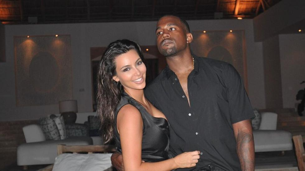 Kim Kardashian and Kanye West had very different reactions to North pregnancy news
