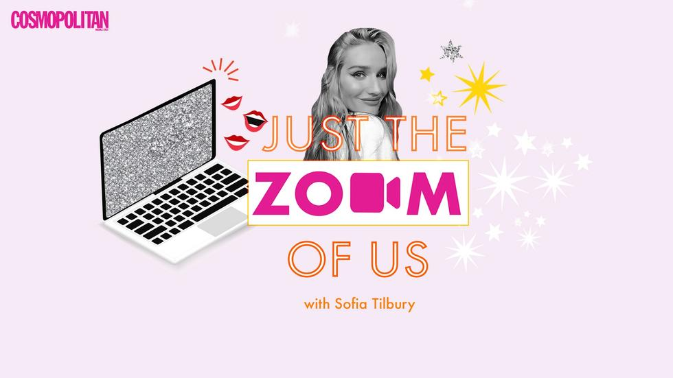 Just the Zoom of Us: Sofia Tilbury