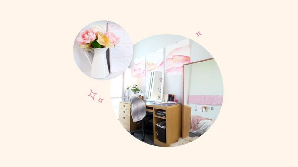 9 gorgeous dorm room transformations that'll blow your damn mind