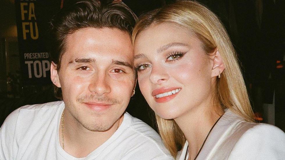 Brooklyn Beckham and girlfriend Nicola Peltz are engaged