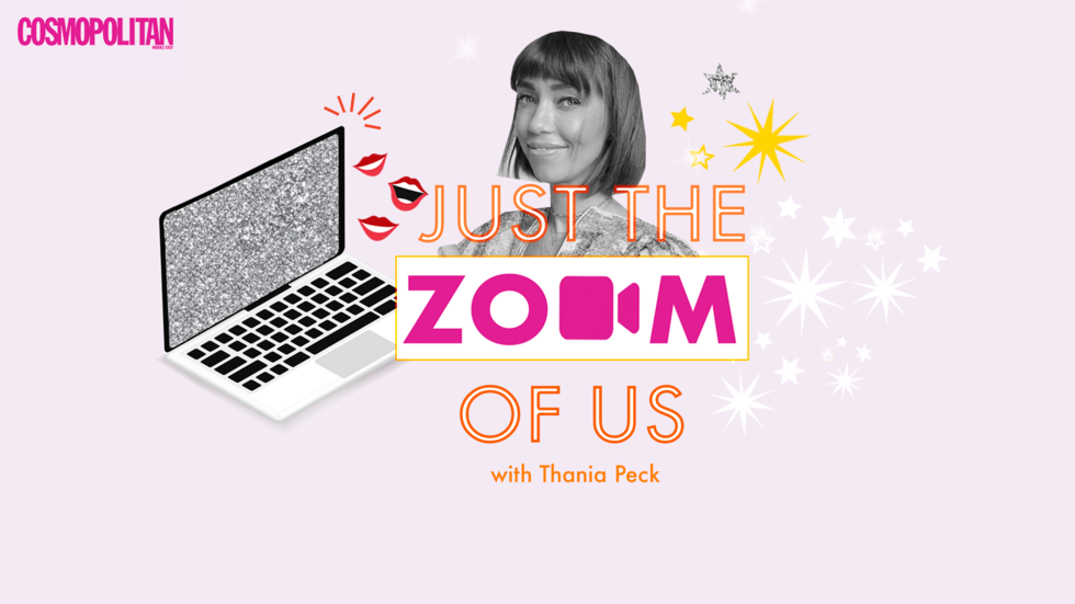 Just the Zoom of Us: Thania Peck