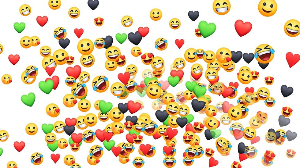 These are officially the 10 most used emojis in the MENA region