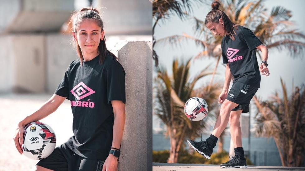 Meet the UAE's female footballer who is a Guinness World Record holder