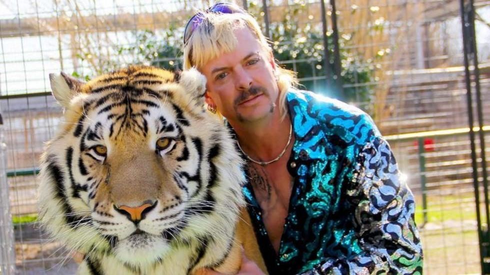 Netflix is doing a Tiger King series 2, apparently