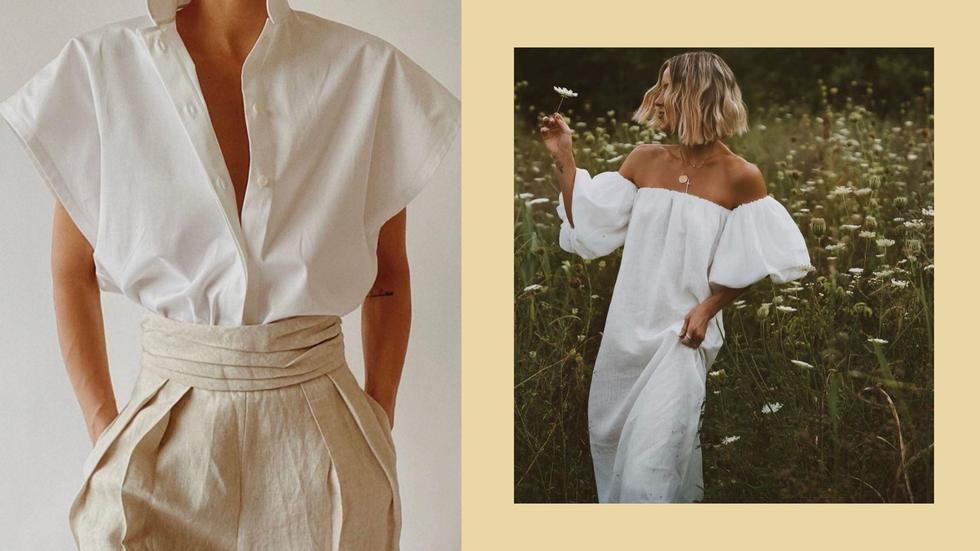 Label to Love: Piece of White