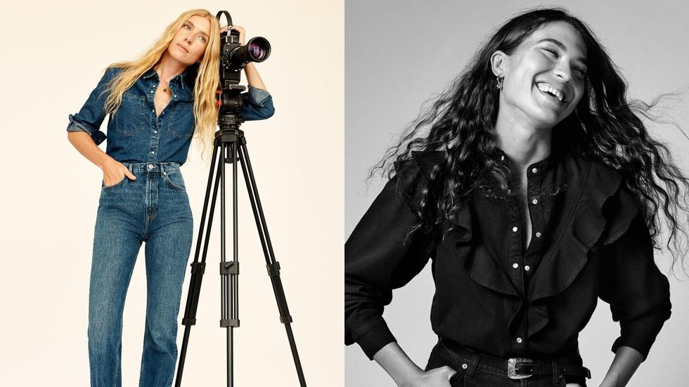 Exclusive: Your first look at Mango's new sustainable denim line