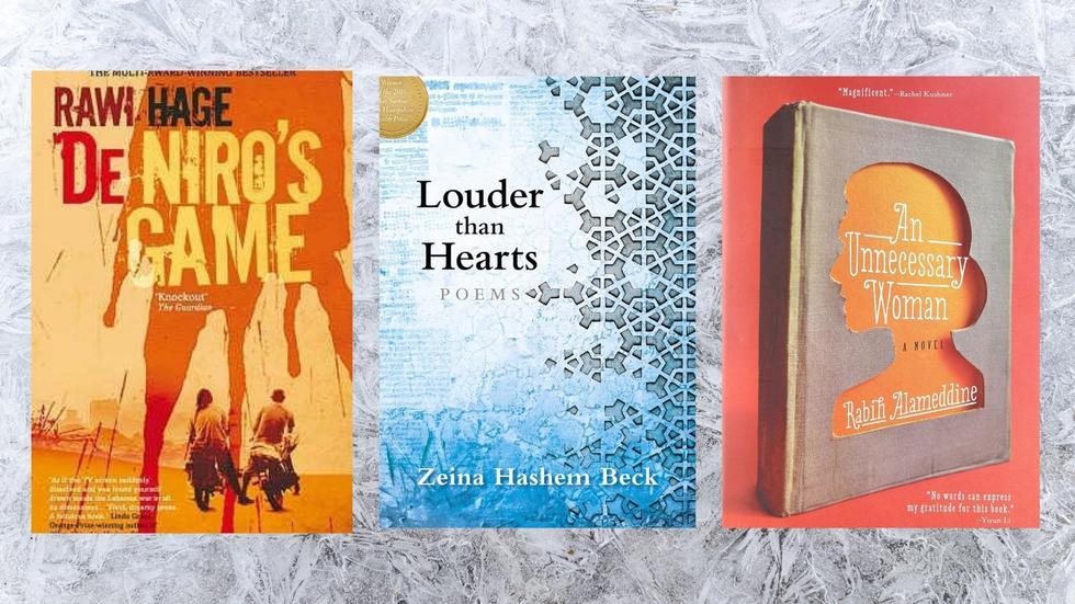 Ahlam Bolooki, Bolooki's Books, Lebanese authors, Books written by Lebanese authors