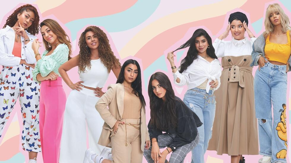 Click through to meet the young Arab women behind the rising YouTube series, AYA (As You Are)