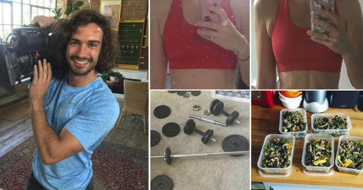 I Did The Body Coach Plan And Here S How My Body Changed Body Homepage Cosmopolitan Middle East