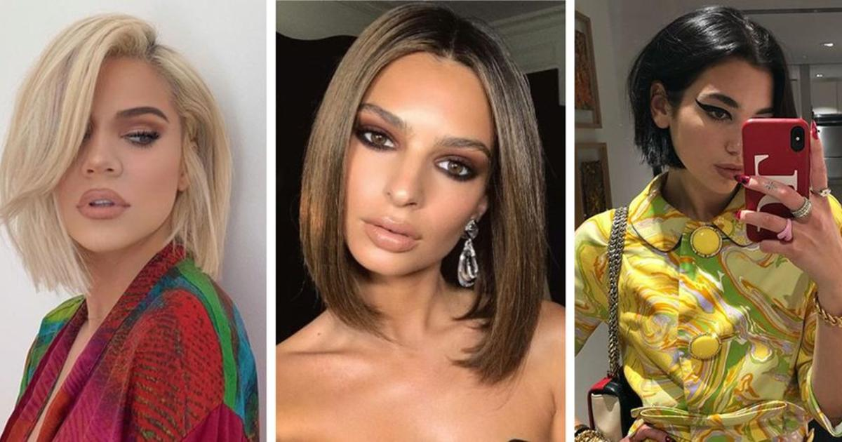 62 Bob Hairstyles That Ll Convince You To Go For The Chop Beauty Fashion Cosmopolitan Middle East