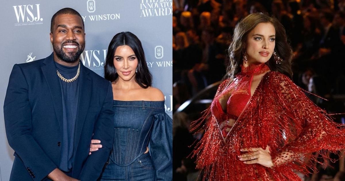 Apparently Kanye West And Irina Shayk Are Dating Cosmopolitan Middle East